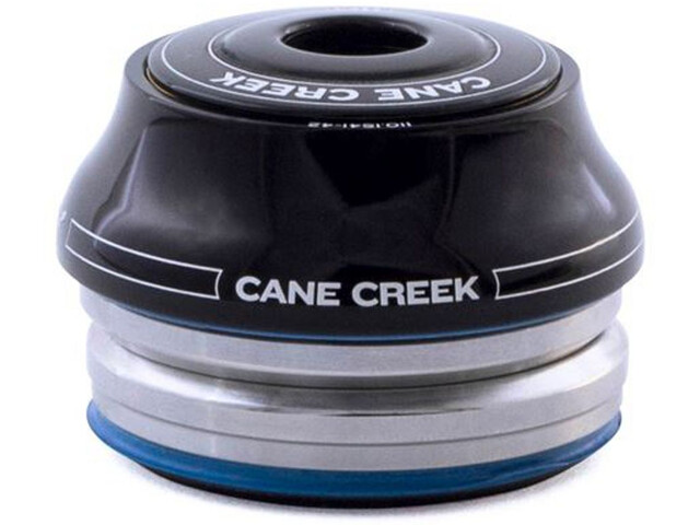"""Cane Creek 110 Headset 1 1/8"""" Tall IS42/28.6/H15 I IS42/30 black"""